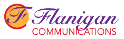 Flanigan Communcations Logo